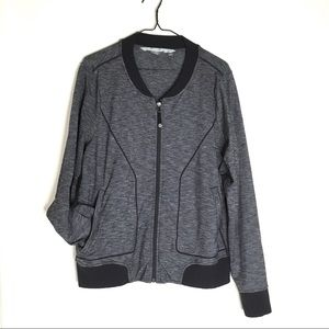 Athleta Zip Cardigan